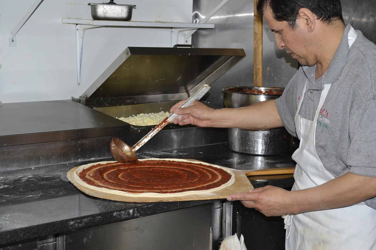 Comment faire cuire une pizza à la perfection ?
